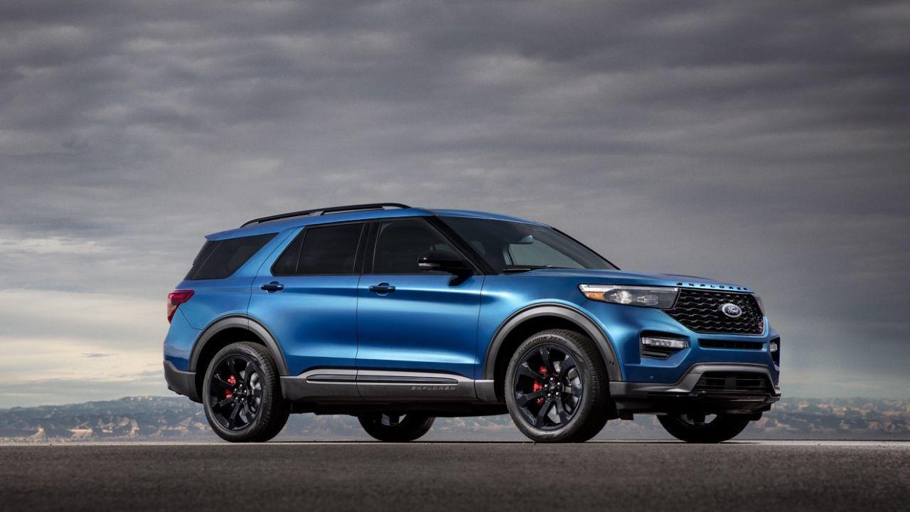 Ford | 7 Choses À Savoir Sur Le Ford Explorer 2020. | Autos