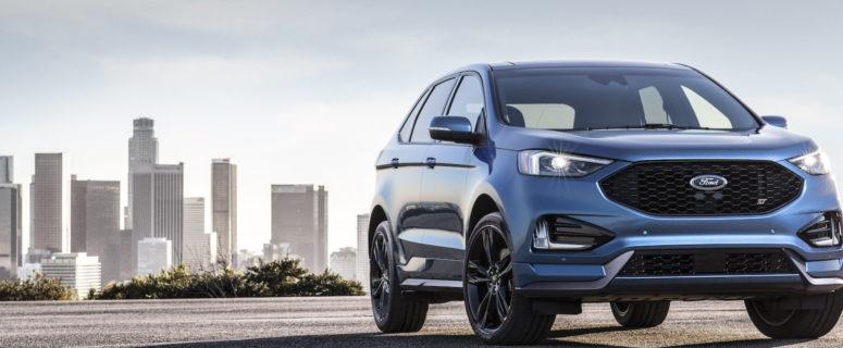 Ford Already Has Already Conjured Ideas For An Edge Rs