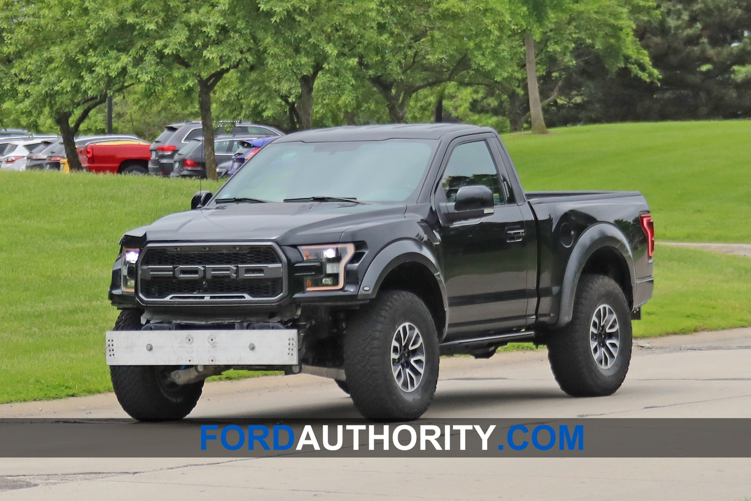 Ford Considering Tremor Package For F-150 Pickup