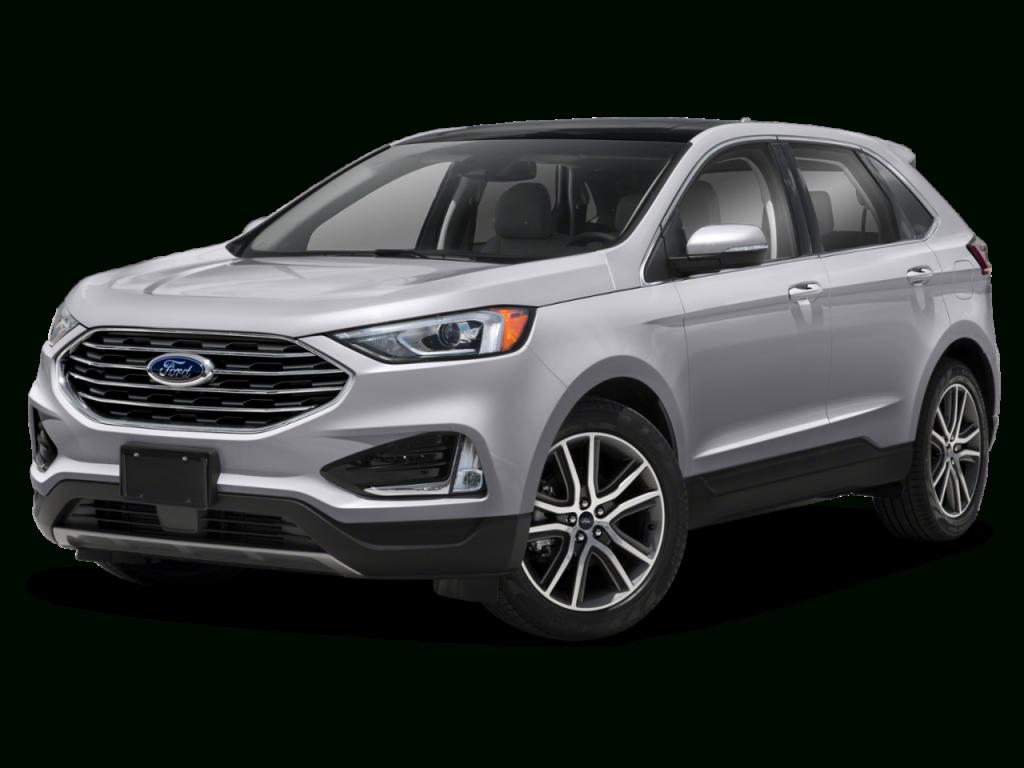 Ford Edge 2020 - Pinard Ford