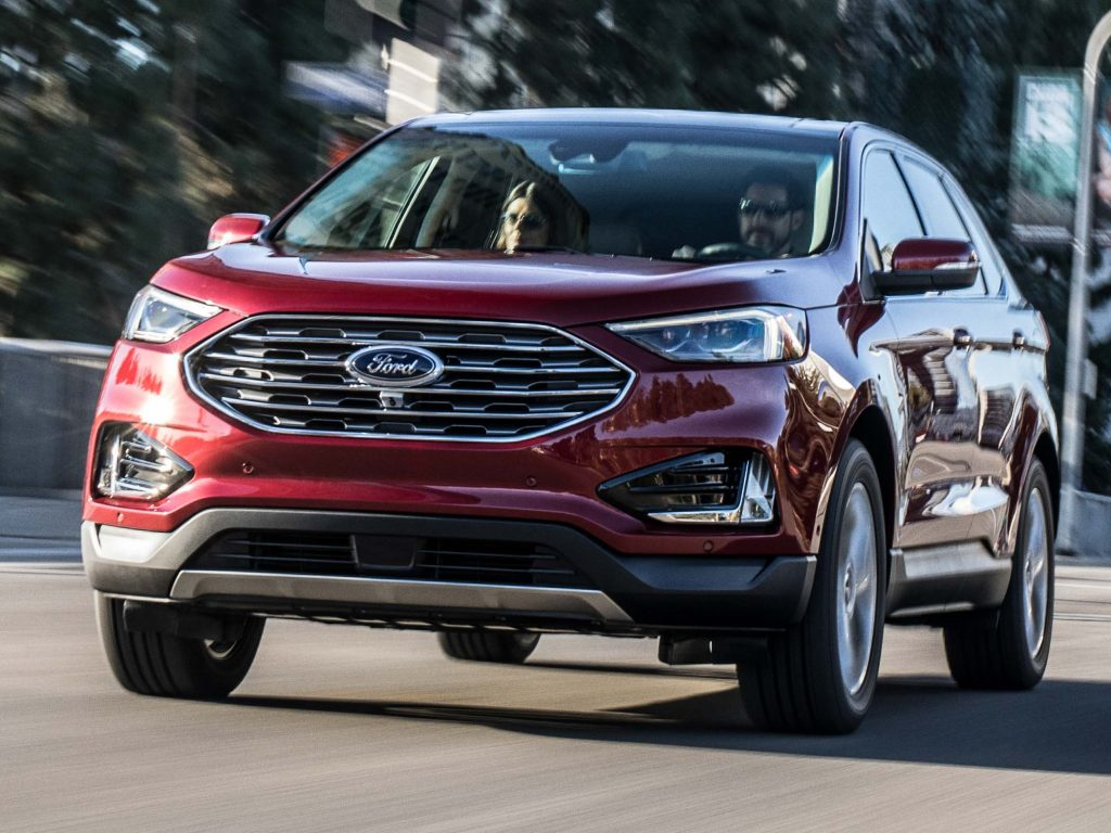 Ford Edge Axed In The Uk, Will Now Only Be Available In 7 Eu
