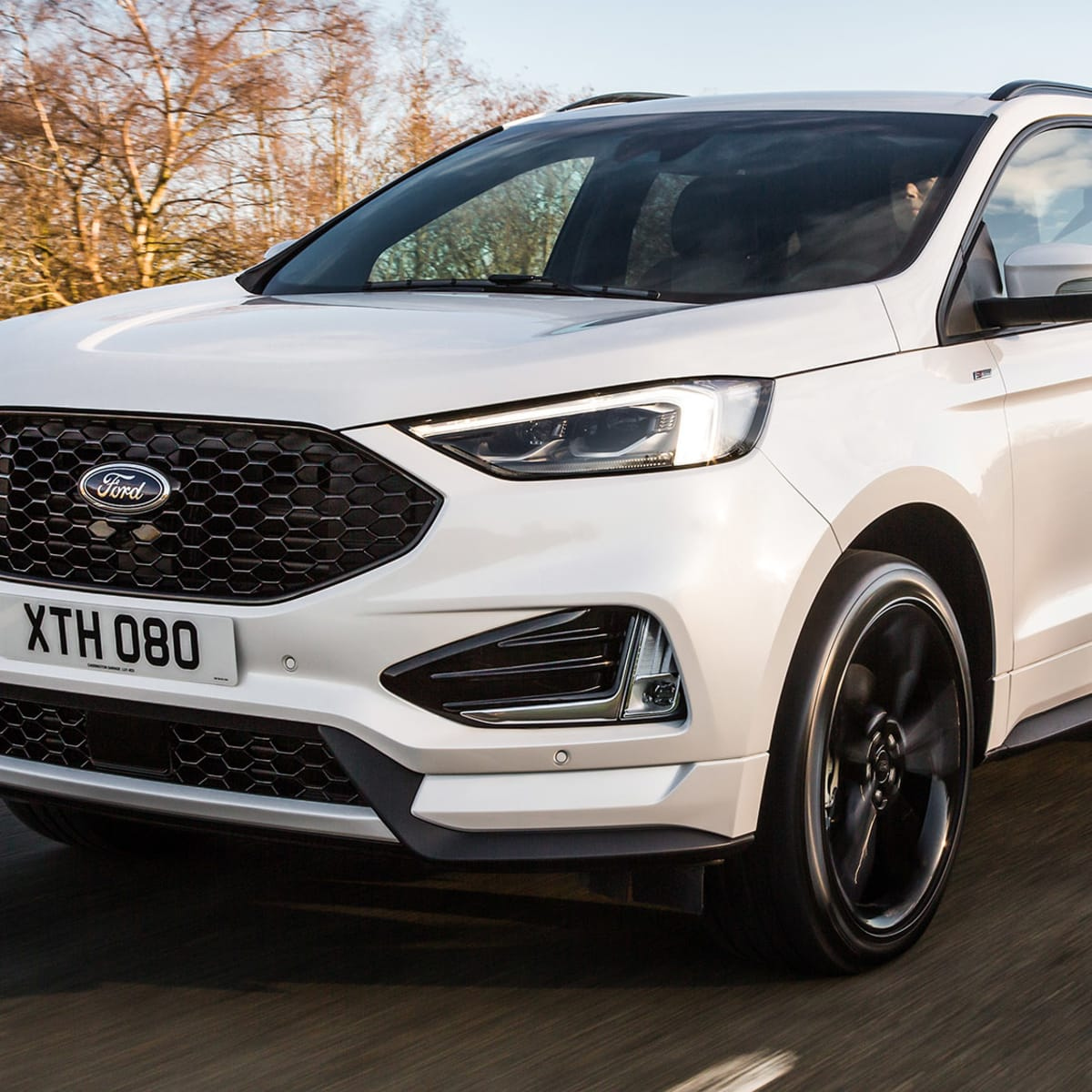 Ford Edge Dropped In The Uk | Caradvice