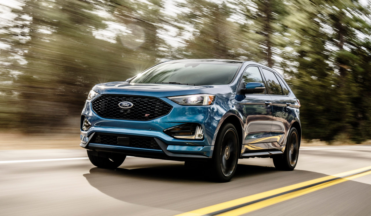 Ford Edge Rs Might Be Next