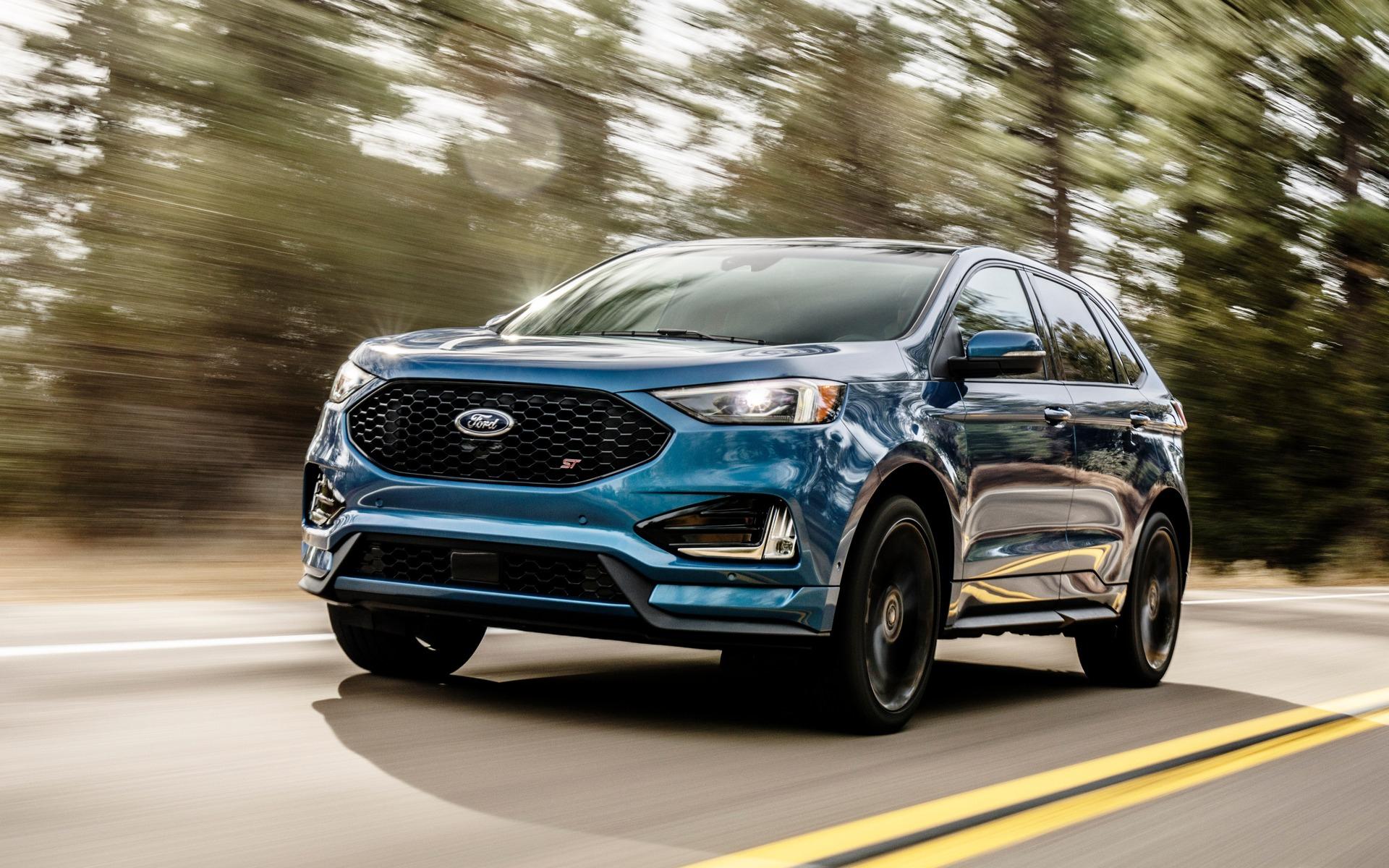 Ford Edge St 2019 : Cinq Choses À Savoir - Guide Auto