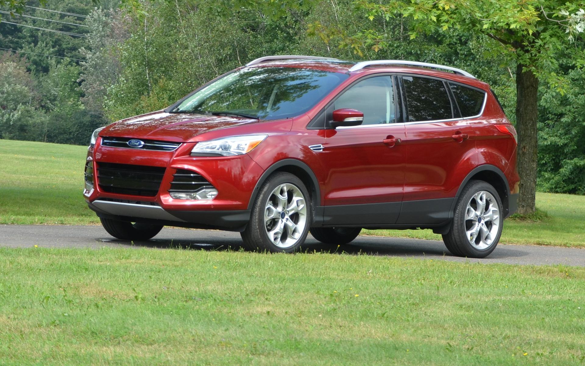 Ford Escape 2014: Le Quotidien En Vacances. - Guide Auto