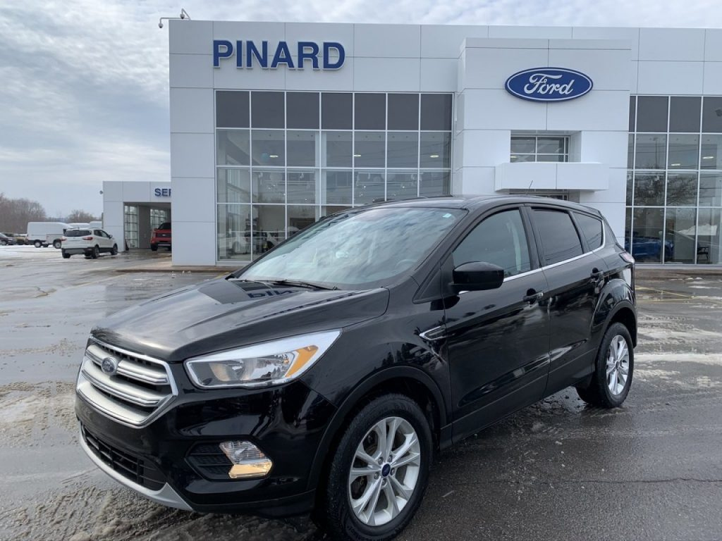 Ford Escape 2017 Se 4Wd 2.0L Ecoboost Caméra Bluetooth - Pinard Ford