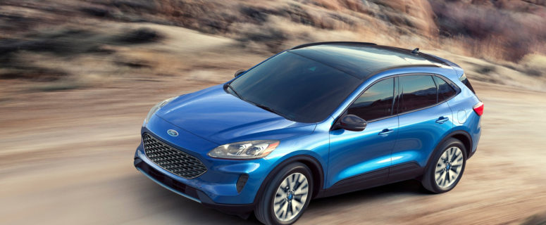 Ford Escape 2020 : Cinq Choses À Savoir - Guide Auto