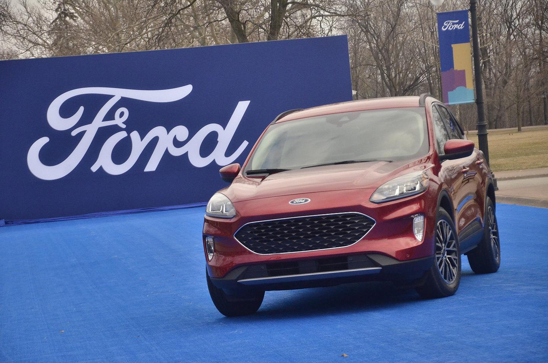 Ford Escape 2020 : Les Coulisses D'une Opération À Cœur