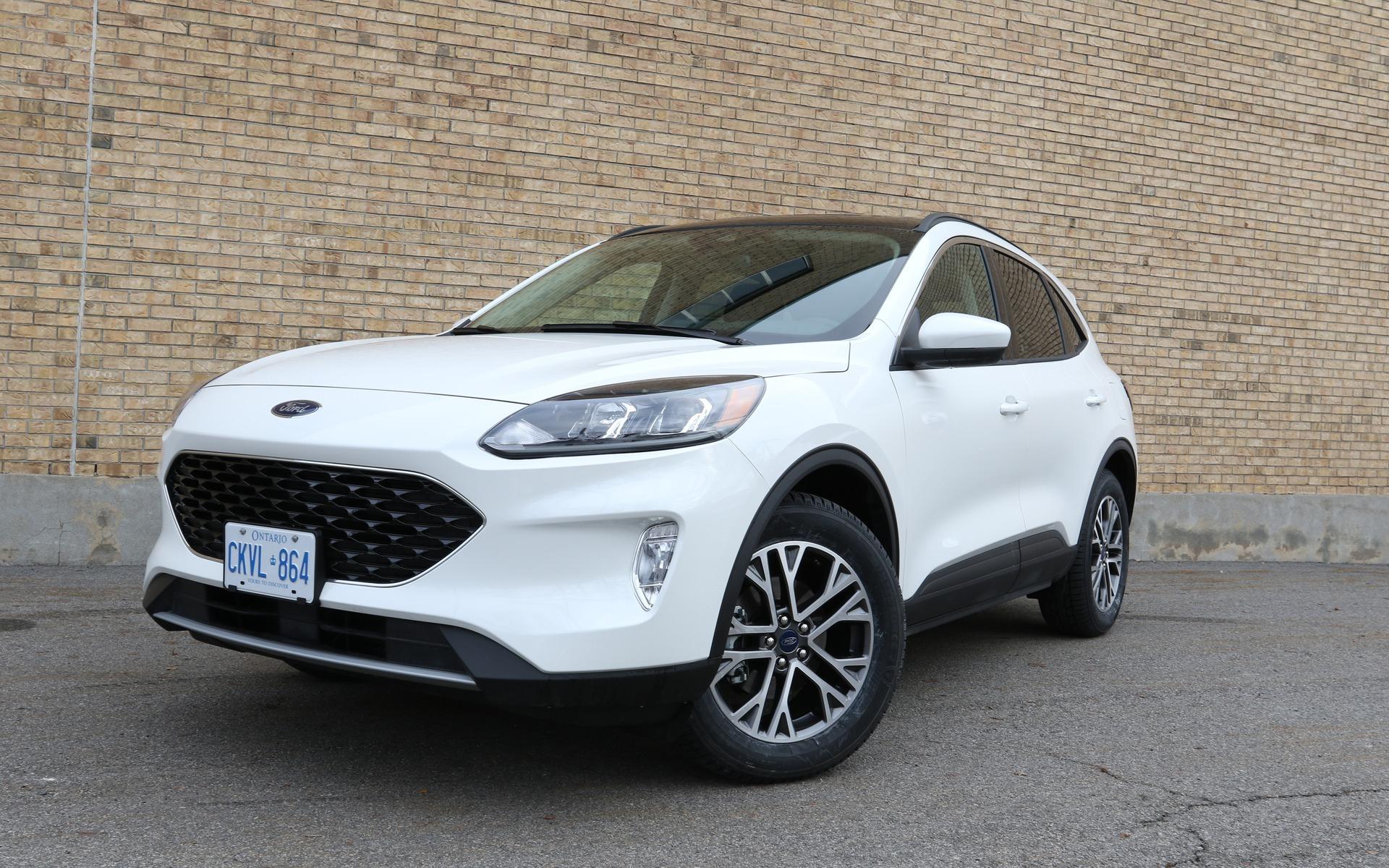 Ford Escape 2020 : Pas Encore Au Niveau - Guide Auto
