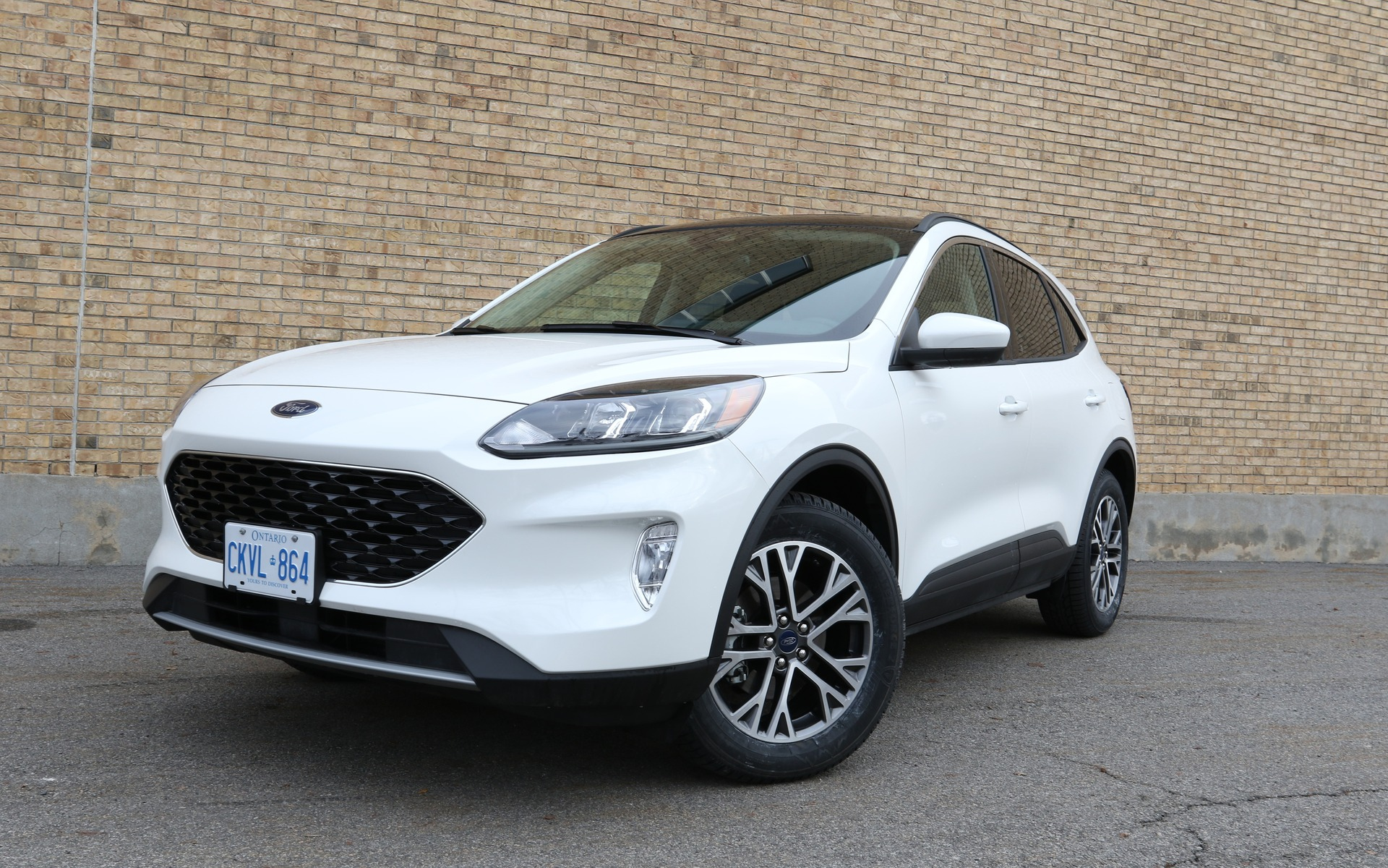 Ford Escape 2020 : Pas Encore Au Niveau - Guide Auto