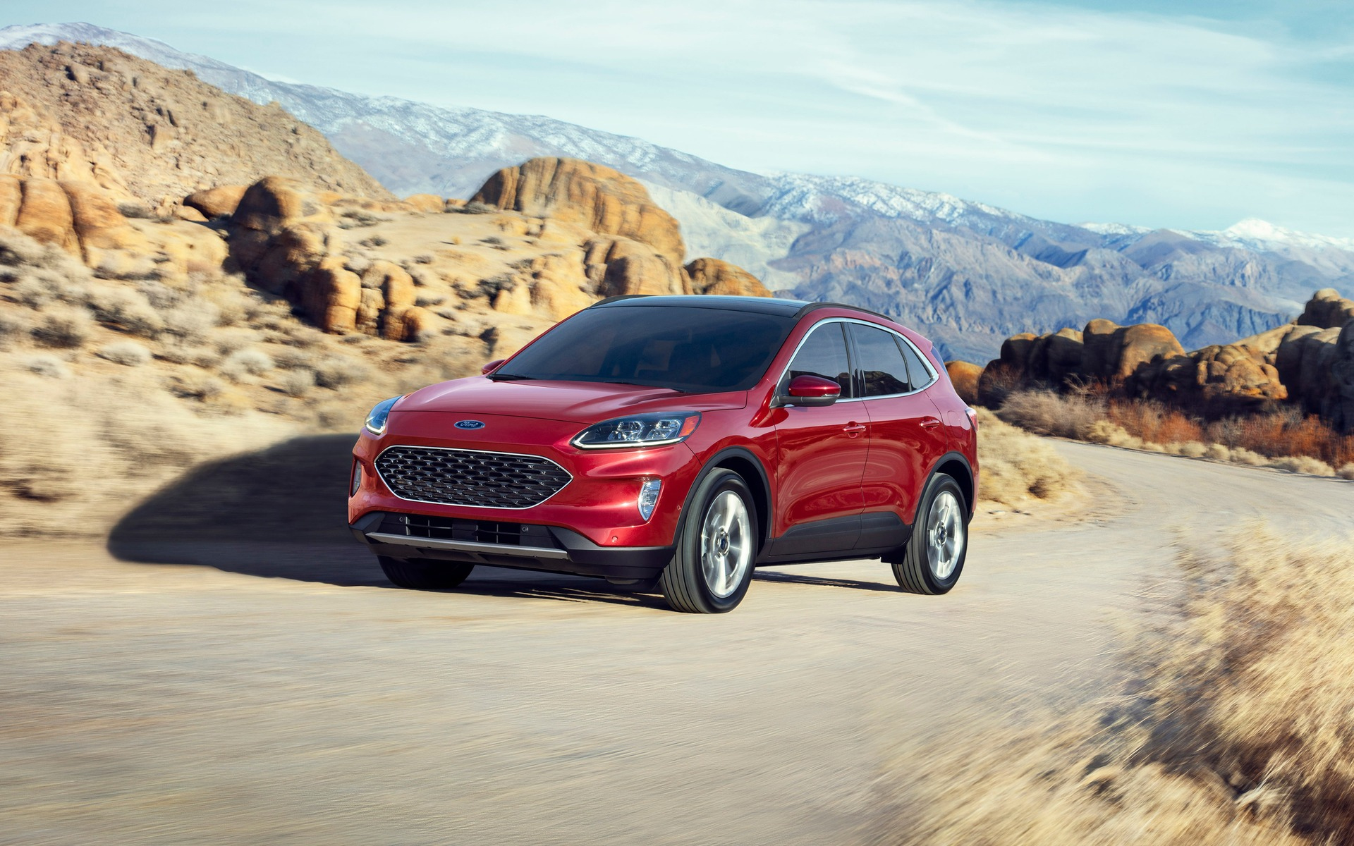 Ford Escape 2020 : Un Vus De Son Temps - Guide Auto