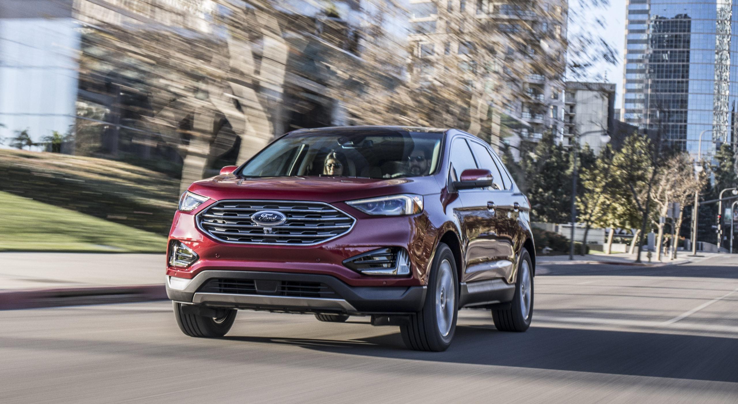 Ford Et Lincoln Préparent 2 Vus Électriques Pour 2023
