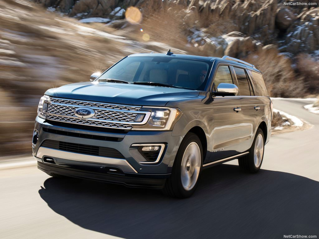Ford Expedition 2018 : Petite Cure De Jouvence