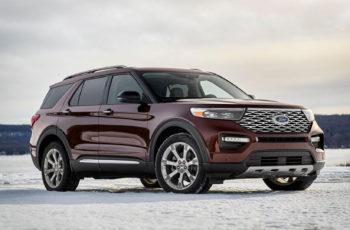 Ford Explorer 2020 : Plus Léger, Plus Puissant, Plus Varié