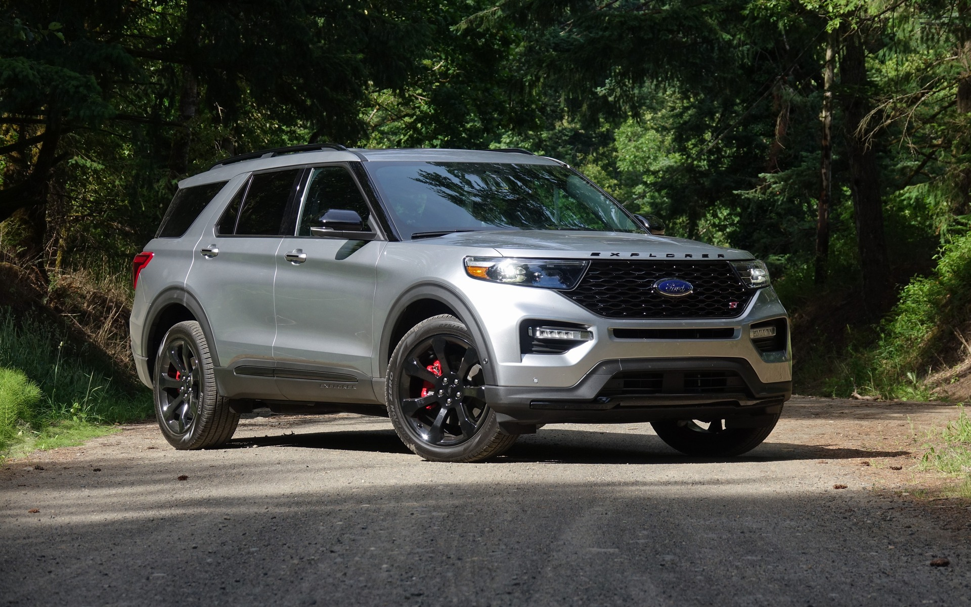 Ford Explorer 2020 : Une Solide Attaque À Cinq - Guide Auto