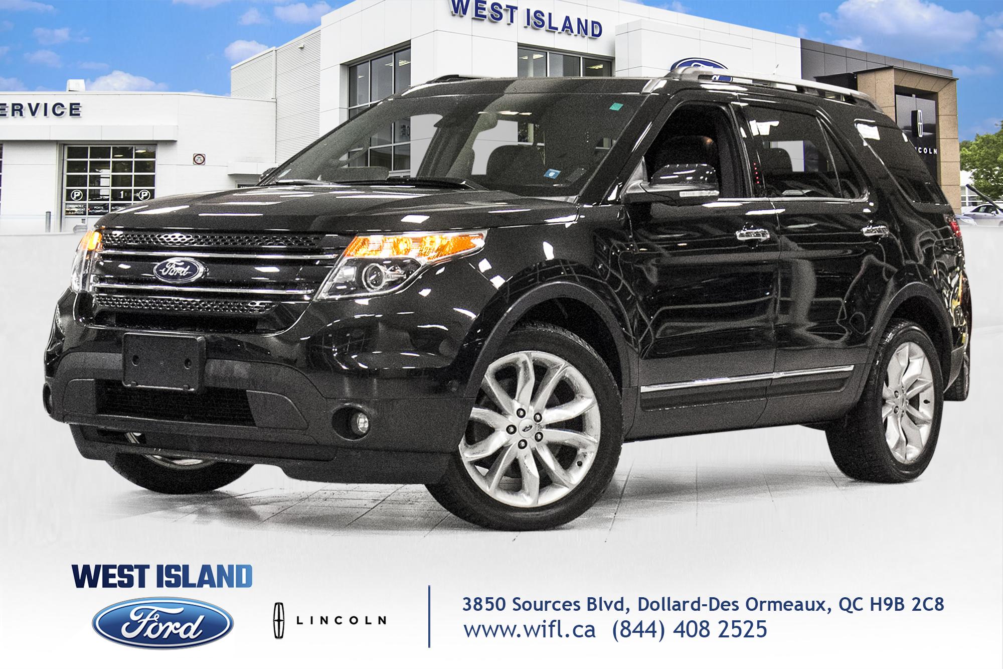 Ford Explorer À Vendre À West-Island, Près De Montréal