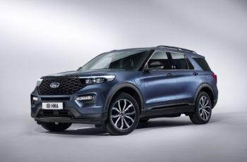Ford Explorer Hybride : Géant Vertueux - L'automobile Magazine