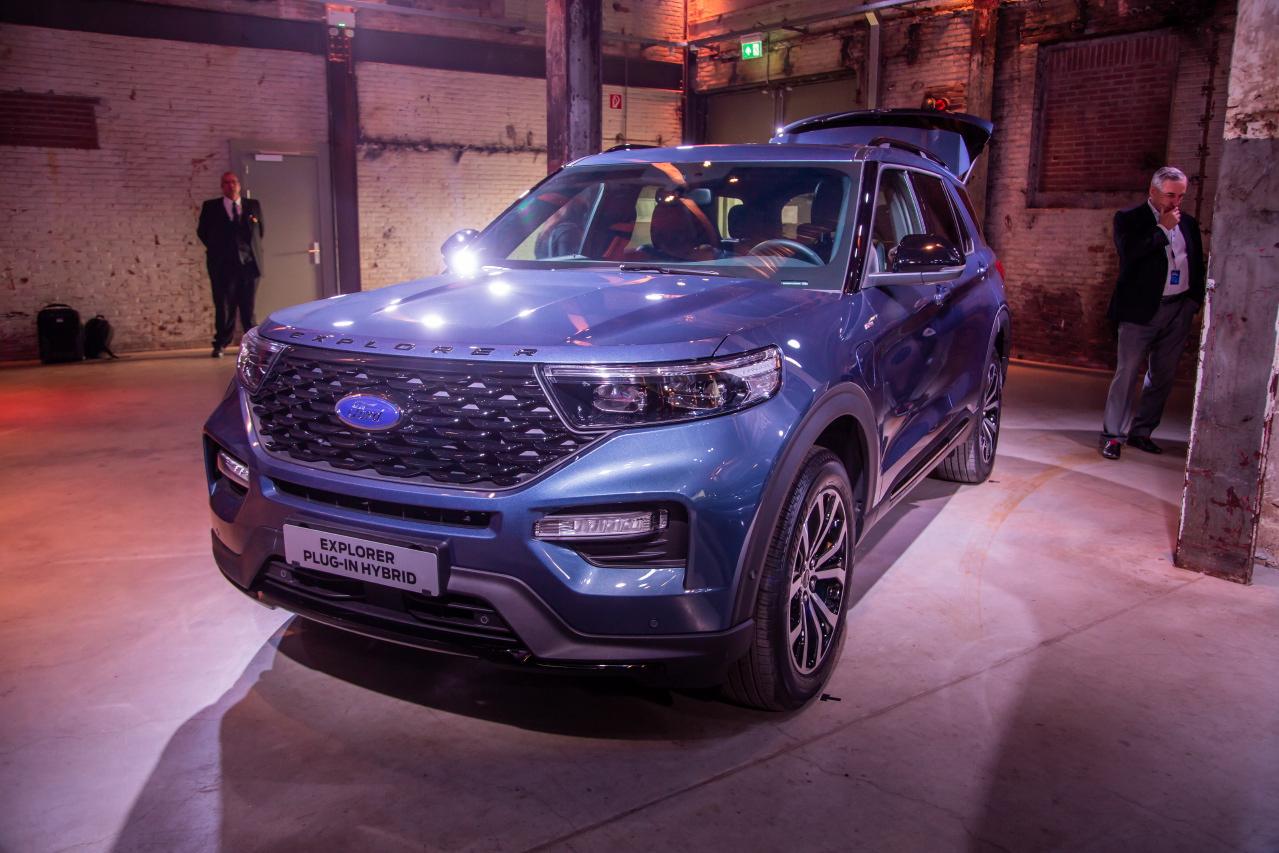 Ford Explorer : Le Grand Suv Ford En Europe En 2020 !