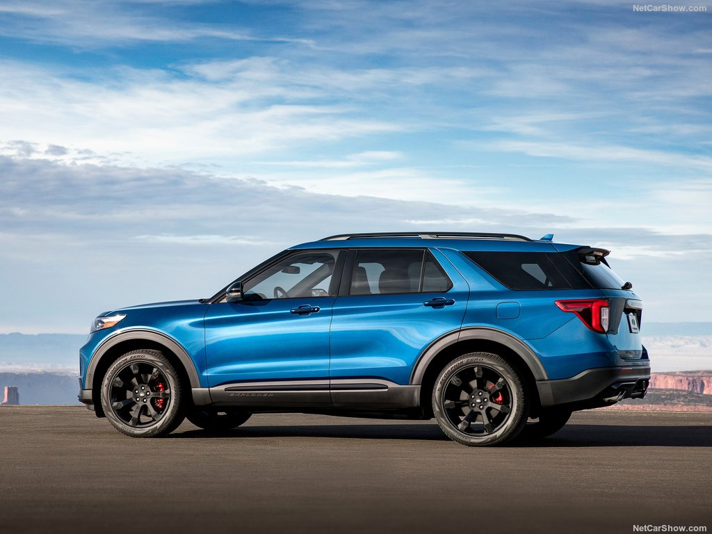 Ford Explorer: Le Suv Hybride Rechargeable Suv 7 Places N°1