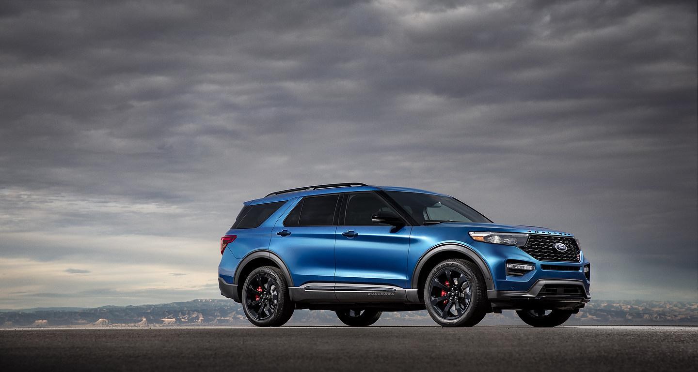 Ford Explorer St 2020 : L'utilitaire Le Plus Performant De