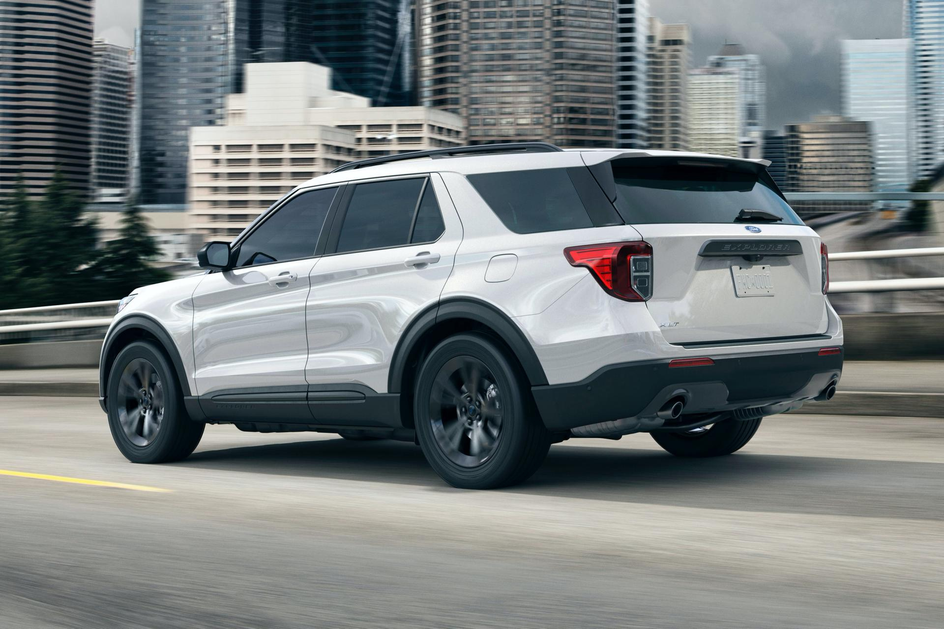 Ford Explorer Xlt Sport Appearance Package Returns For 2021