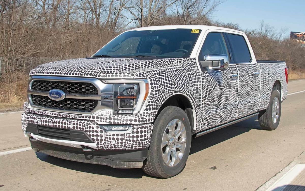 Ford F-150 2021 : Il Sera Dévoilé Le 25 Juin - Autoaubaine