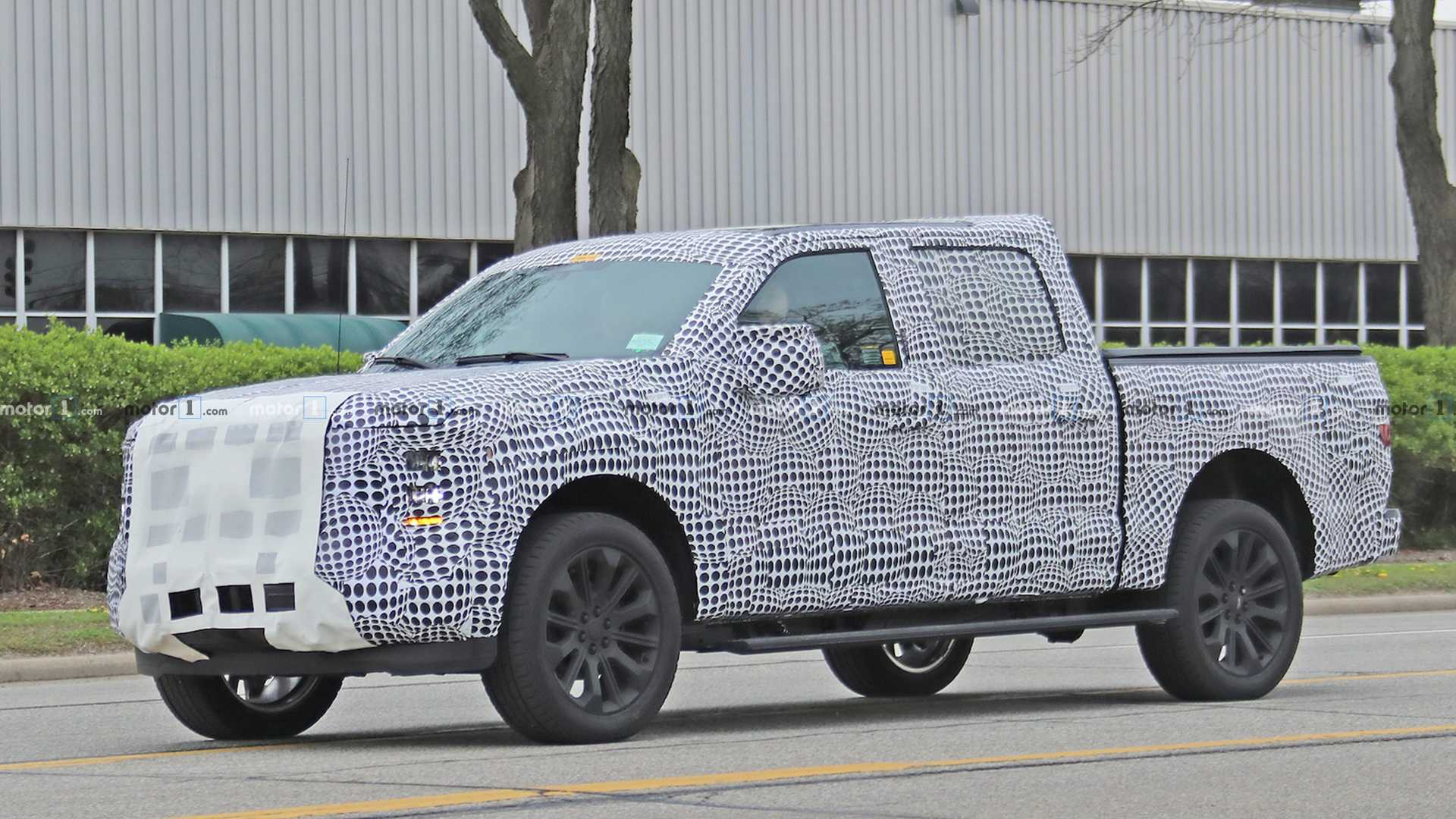 Ford F-150 2021 : Un V8 De 4.8 Litres - Autoaubaine