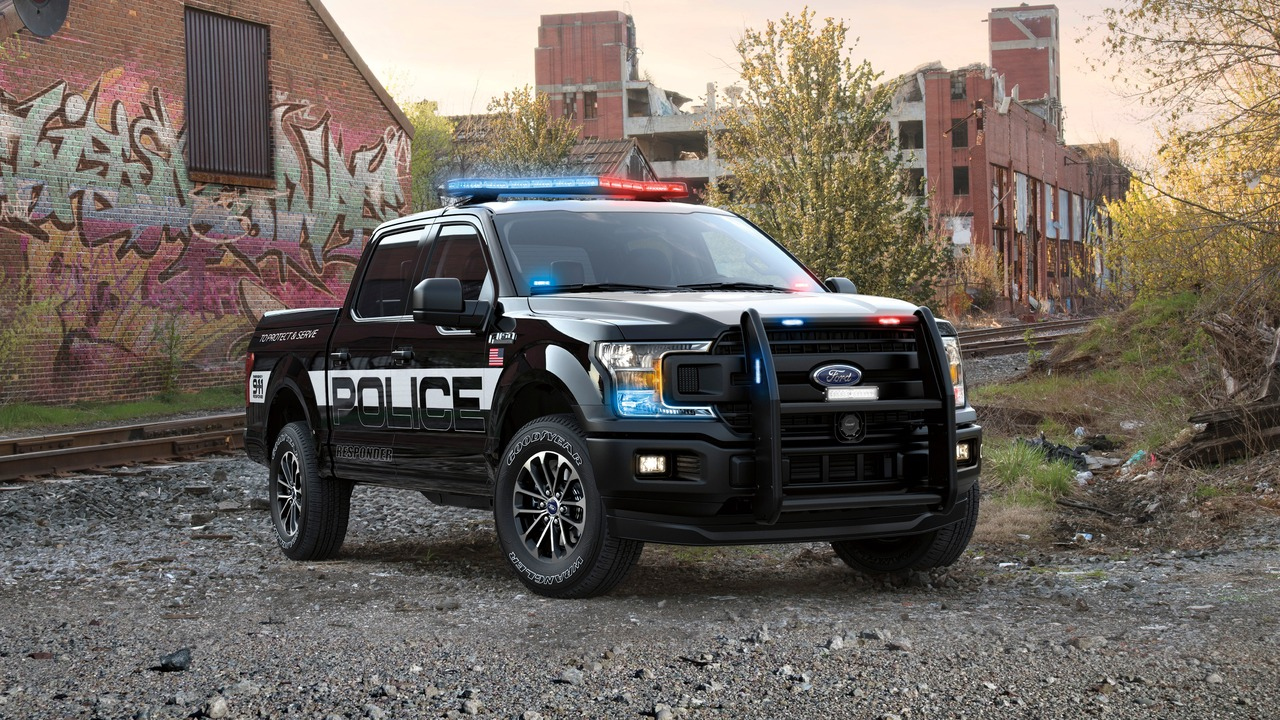 Ford F-150 Police Responder - Guide Auto Tv