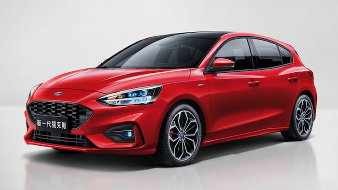 2021 Ford Focus St Usa Release Date, Changes, Colors ...