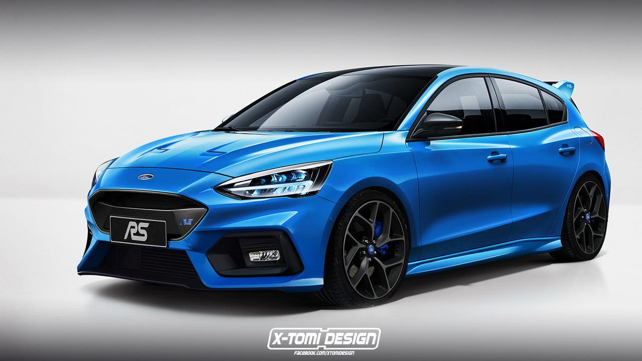 Ford Focus 4. Ford Abandonne Le Projet D'une Version Rs