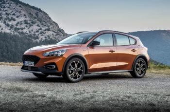 Ford Focus Active V : La Nouvelle Finition Haut De Gamme