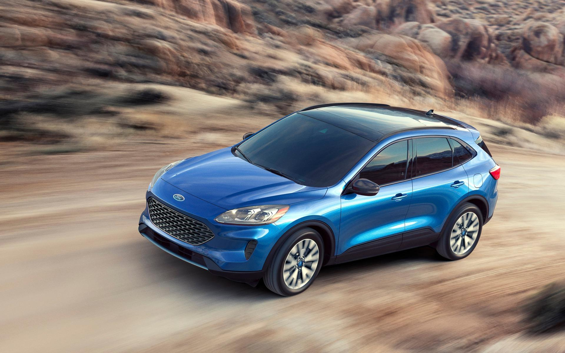 2021 Ford Escape Hybrid Canada Release Date, Changes ...
