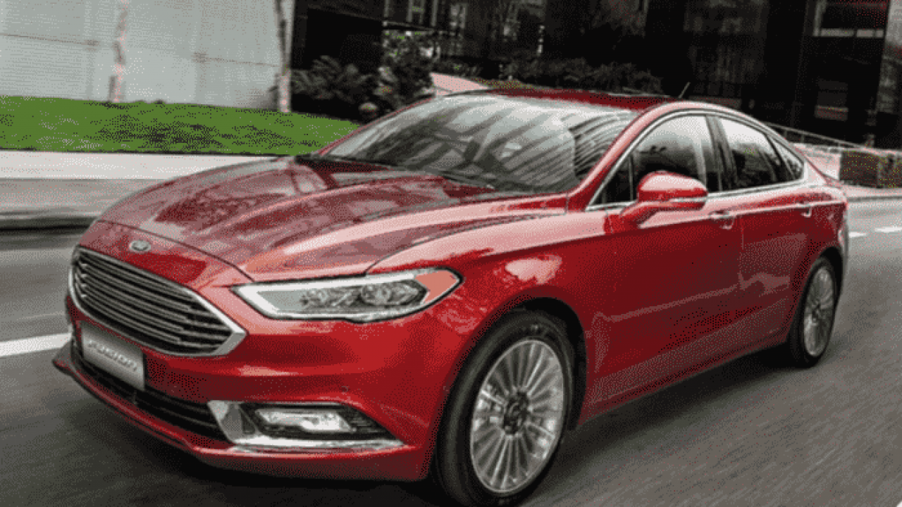 Ford Fusion 2021: Model News, Visual, Engine, Prices