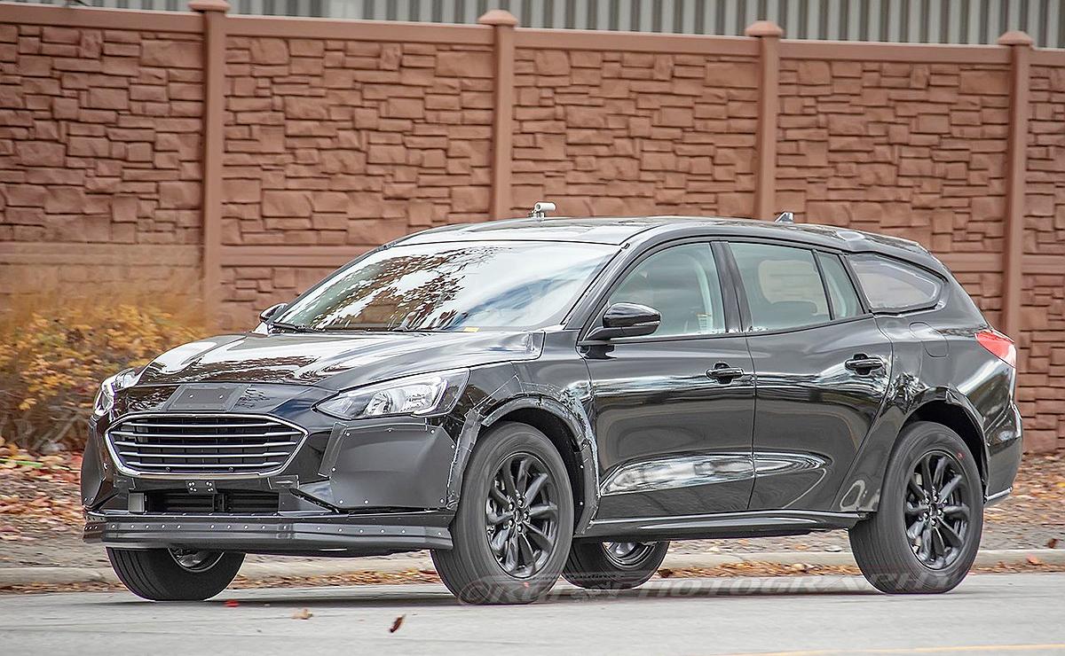 Ford Fusion 2021 : Une Familiale Surélevée? - Autoaubaine