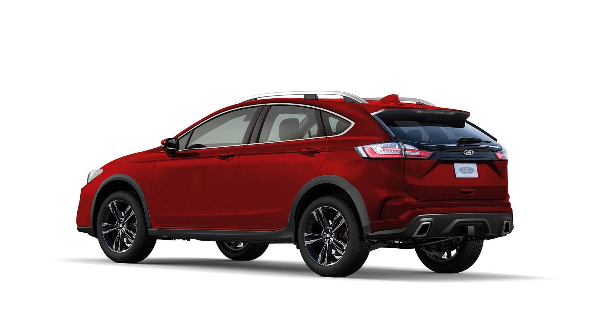 Ford Fusion 2021 : Une Familiale Tout-Terrain? - Autoaubaine