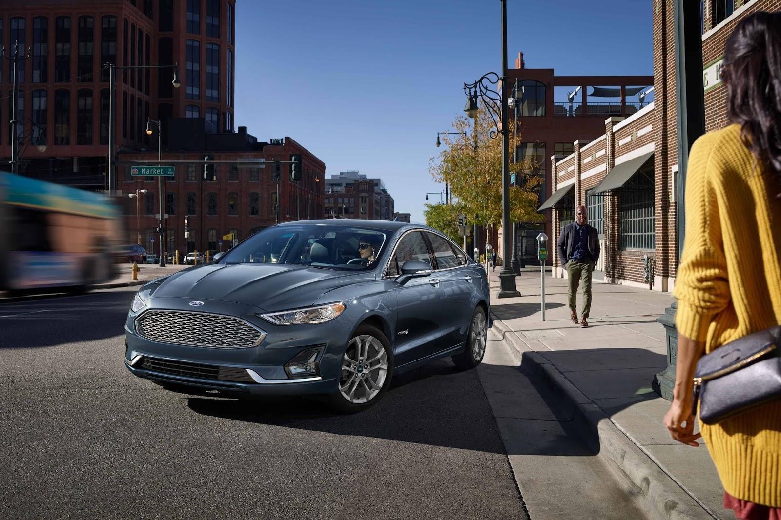 Ford Fusion, Au Catalogue Au Moins Jusqu'en 2021