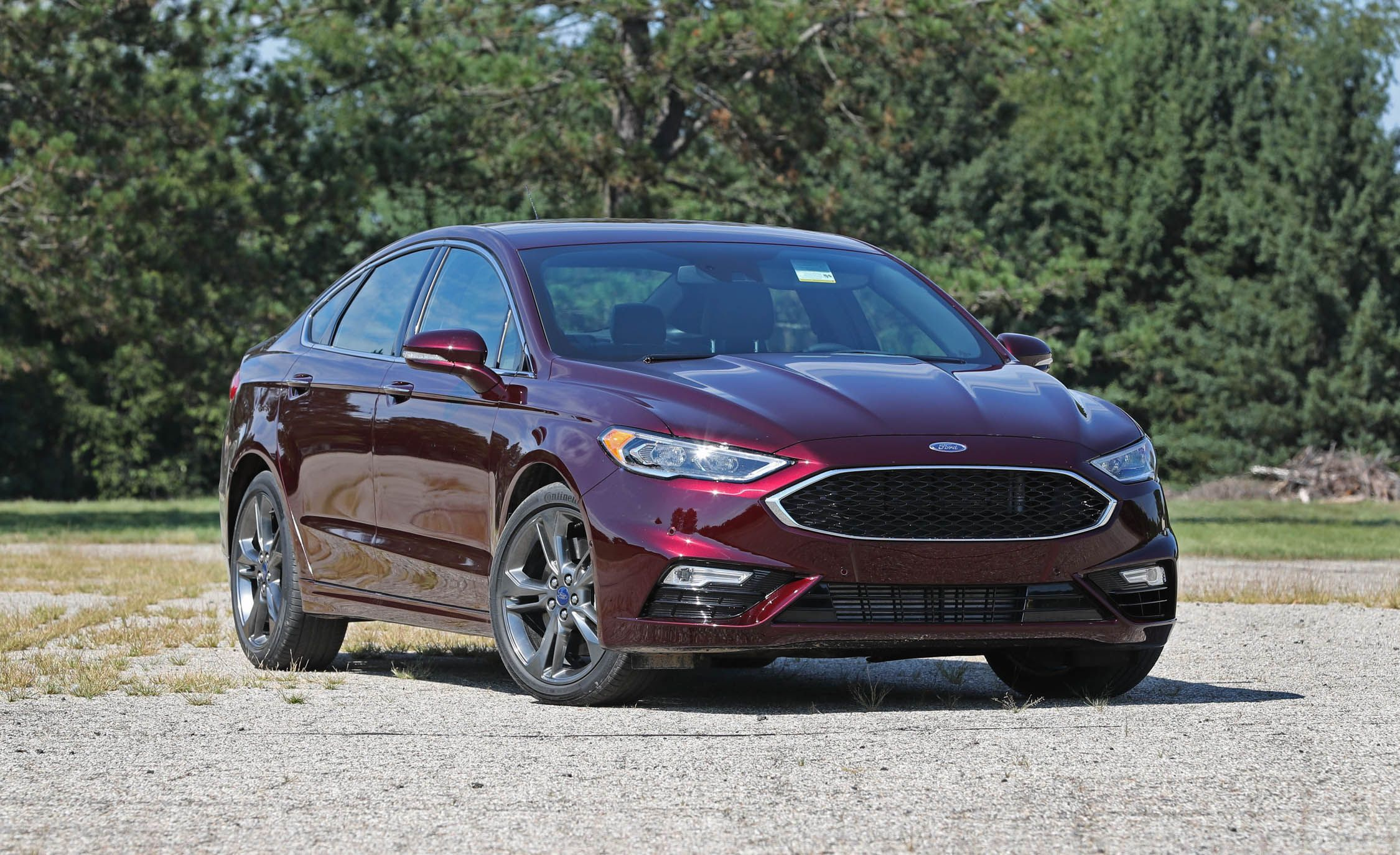 Ford Fusion Sedan End Of Production – Sport Model Canceled