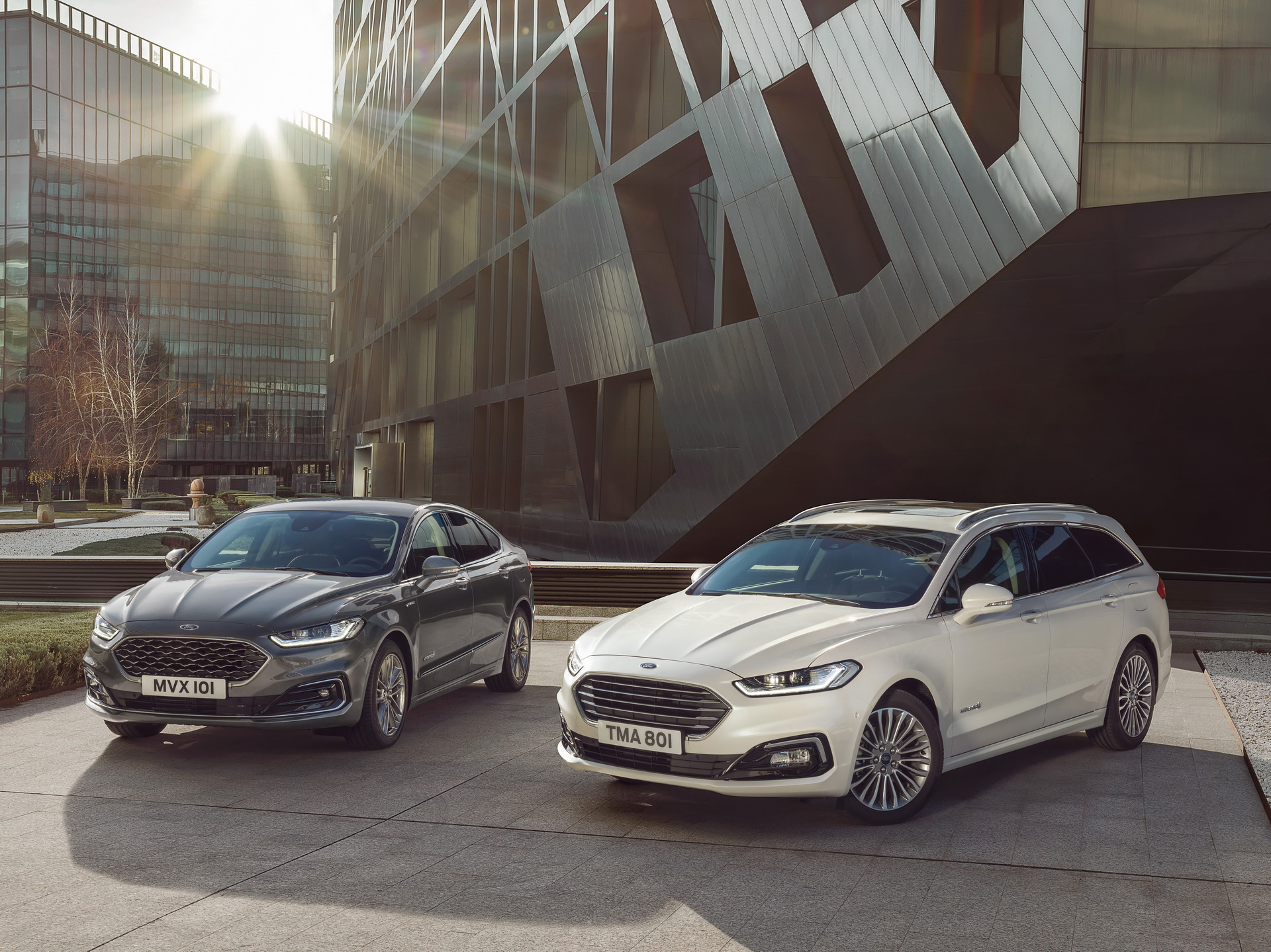 Ford Working On Crossover-Styled Mondeo Successor, Will