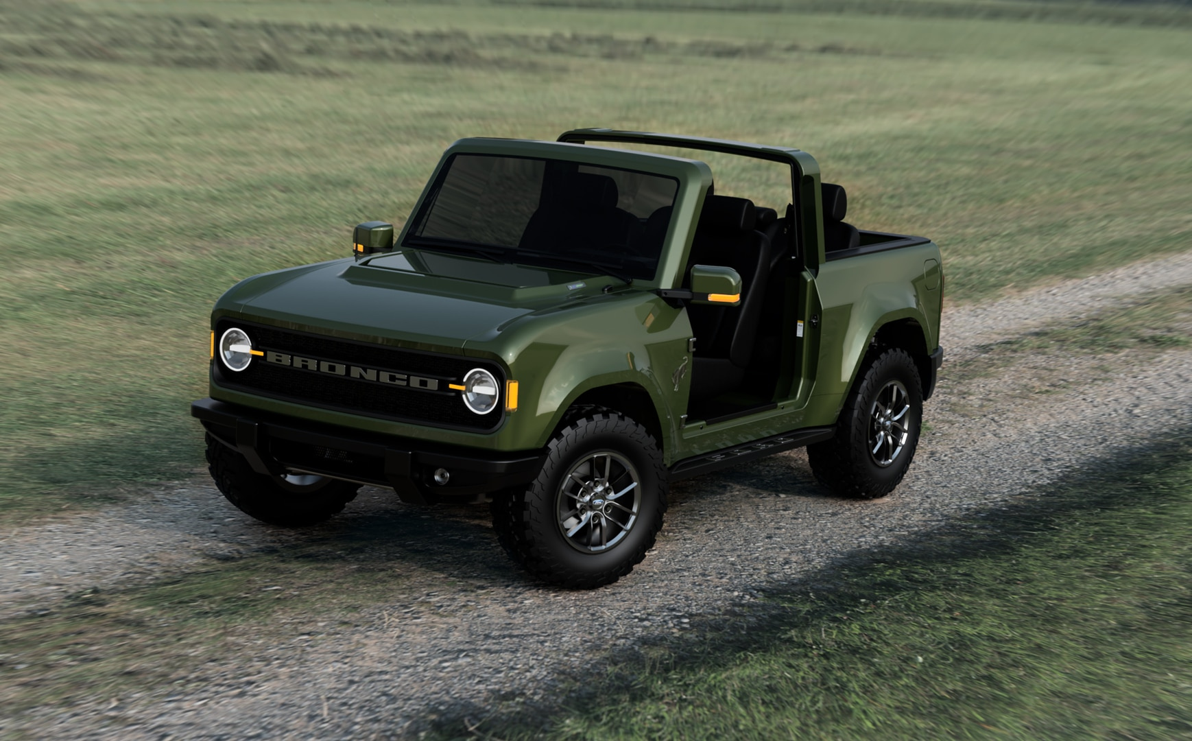 Is The 2021 Ford Bronco Getting A Seven-Speed Manual