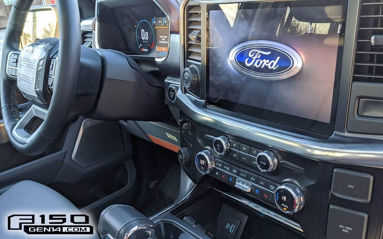 La Cabine Du Ford F-150 2021 Dévoilée Officieusement - Guide