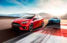 La Ford Focus Rs Ne Reviendra Pas En Europe Non Plus - Guide