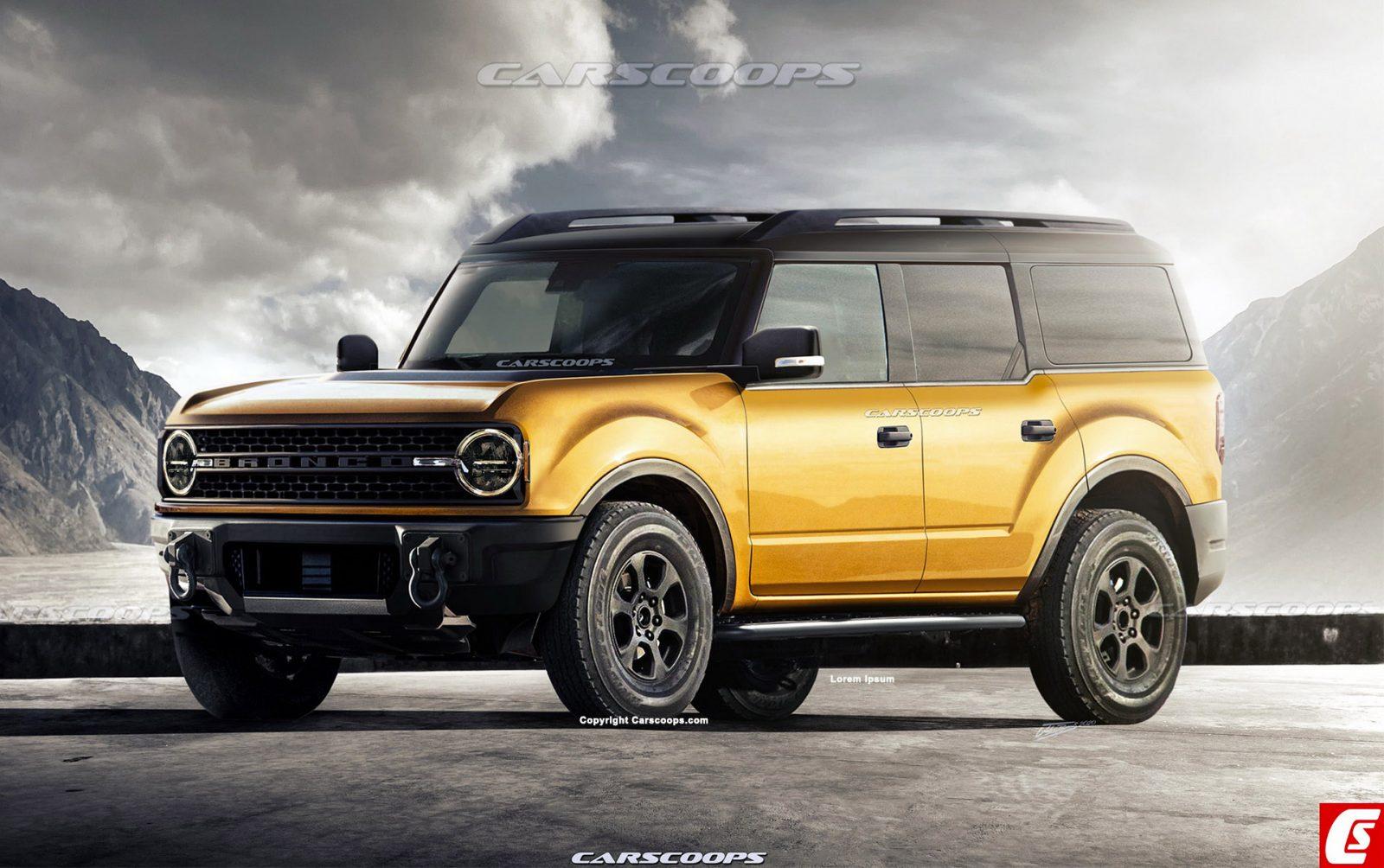 Le Ford Bronco Arrive Le 9 Juillet - Benoit Charette