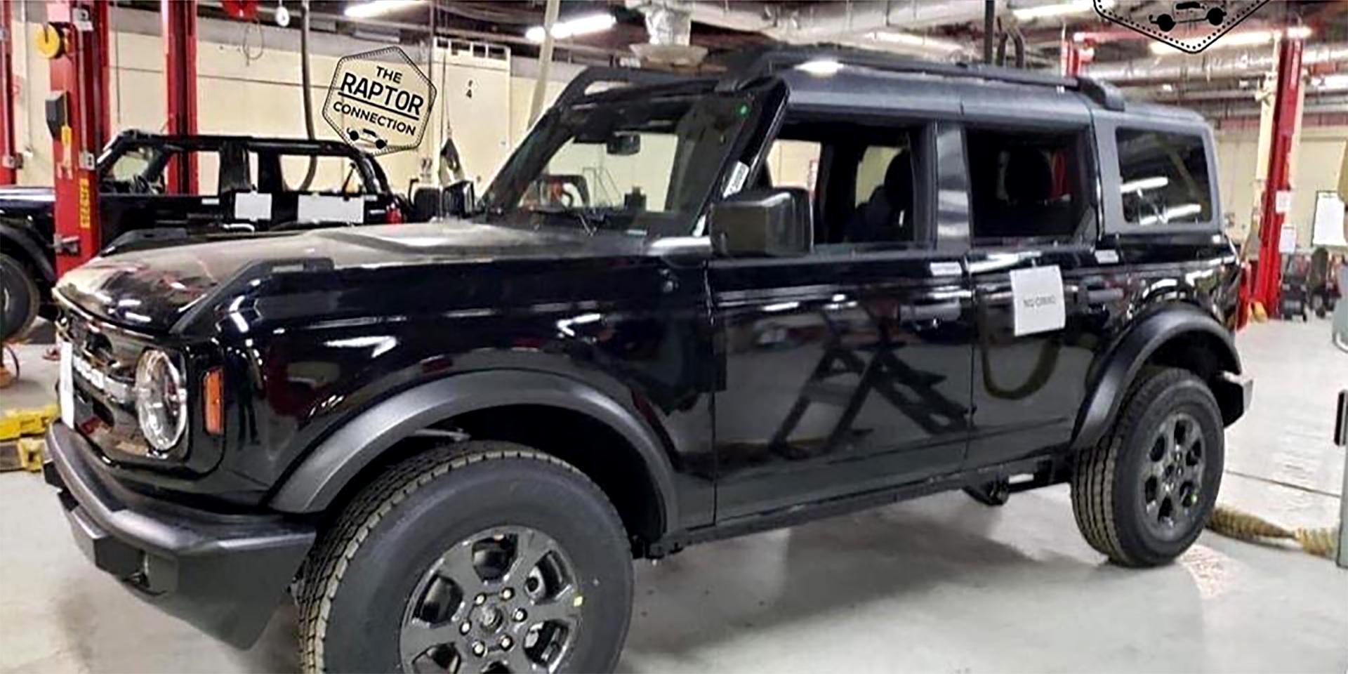 Le Ford Bronco Fera Son Grand Retour Le 9 Juillet Prochain