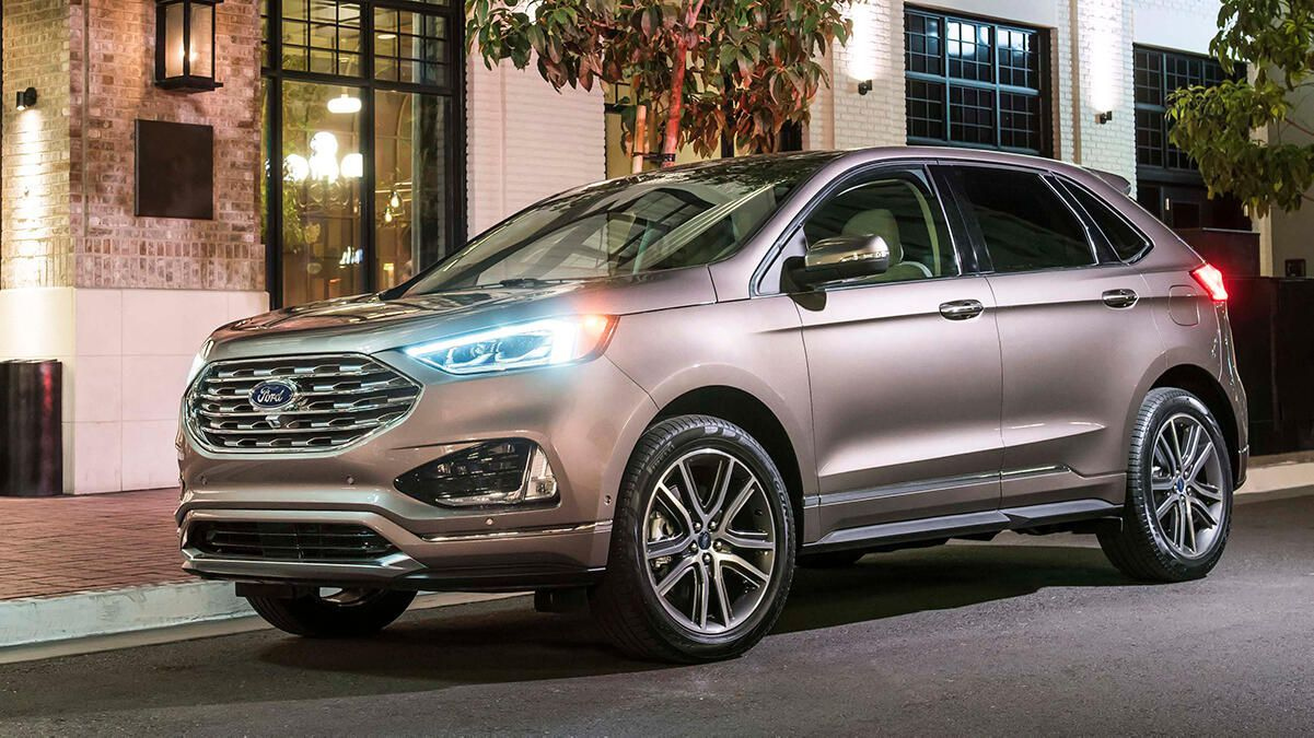 Le Ford Edge 2020: Le Multisegment Familial De Ford Est