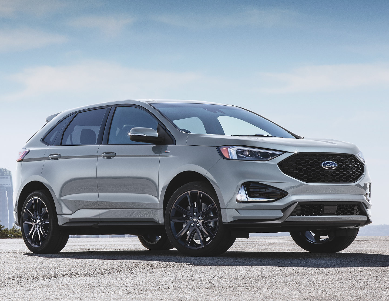 Le Ford Edge St-Line 2020 S'ajoute À La Gamme Nord