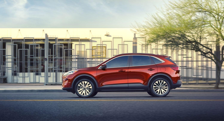 Le Ford Escape 2020 : Hybride Et Repensé Sur Barilford