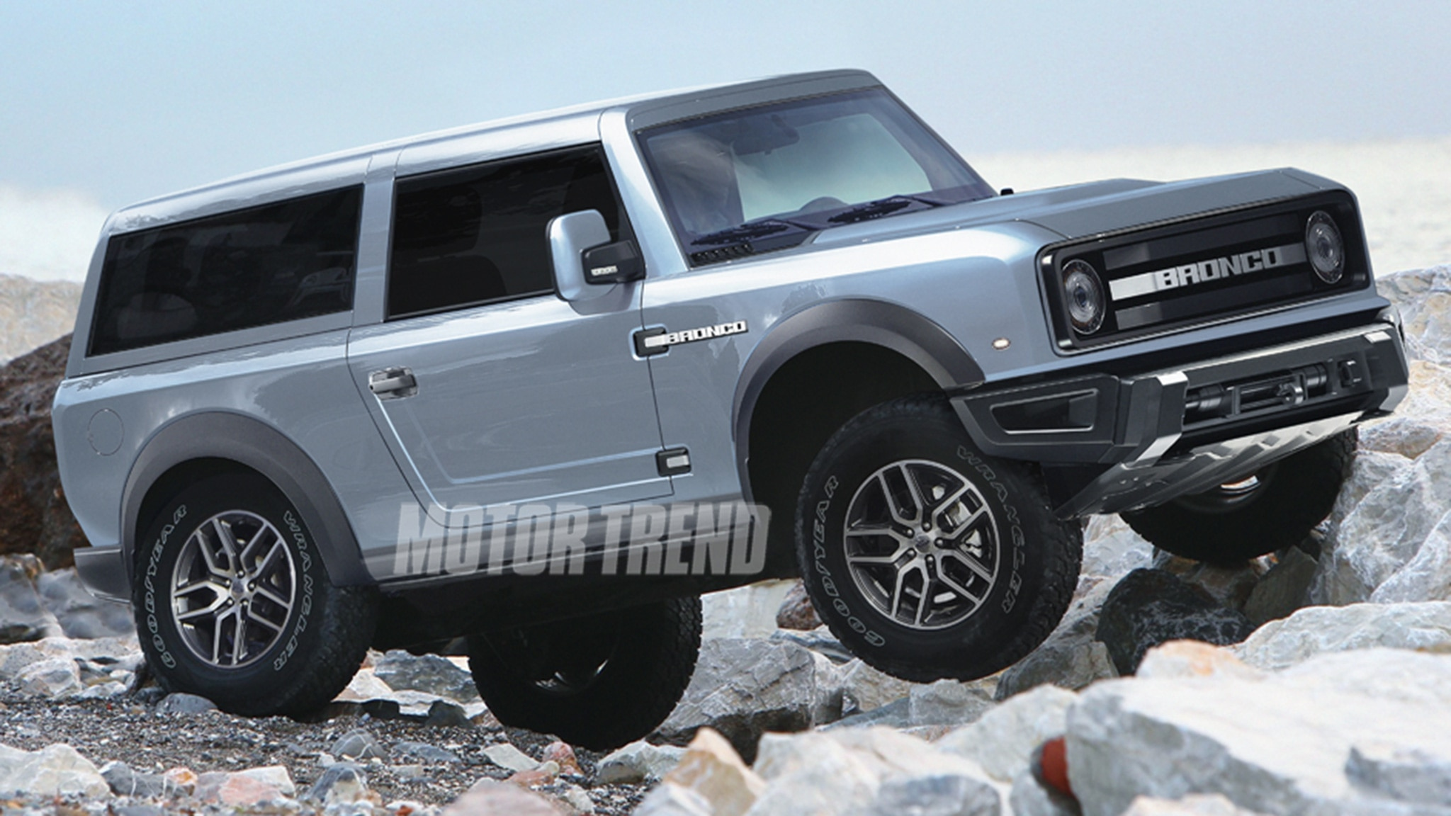 Looks Like The 2021 Ford Bronco Will Get An Ecoboost Engine