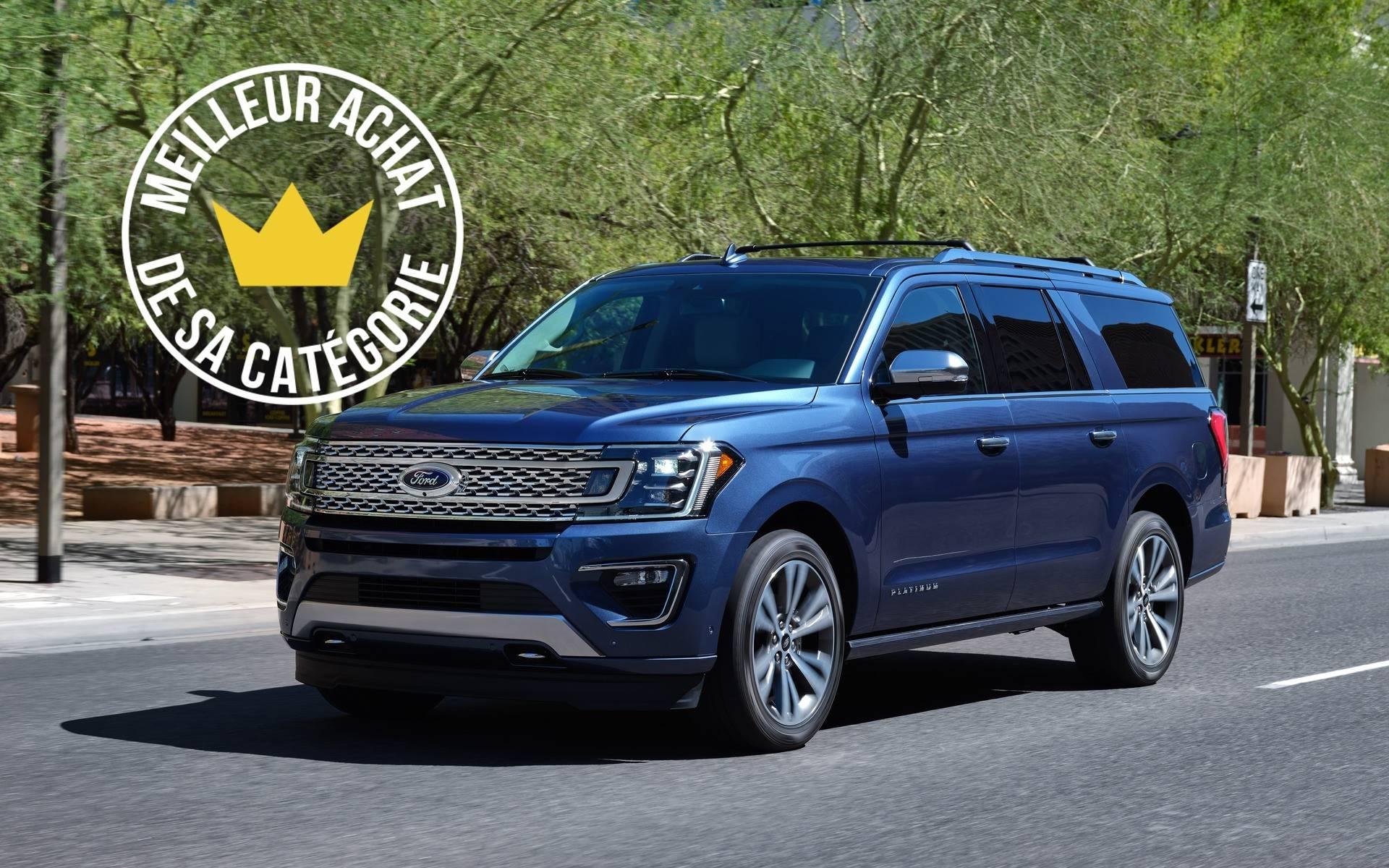 Meilleurs Achats 2020 Du Guide De L'auto : Ford Expedition
