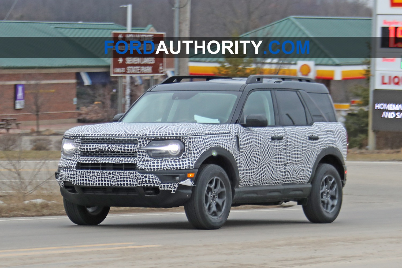 Take A Virtual Tour Of The 2021 Ford Bronco Sport Interior