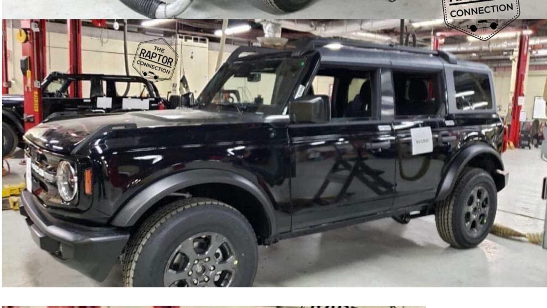 Voici Le Nouveau Ford Bronco !